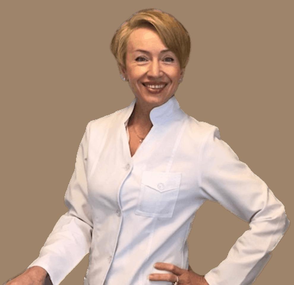 Irirna Serebryakova
